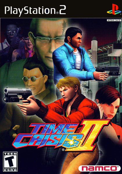 Time Crisis II - PlayStation 2 (PS2) Game