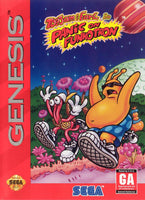 ToeJam & Earl in Panic on Funkotron - Sega Genesis Game