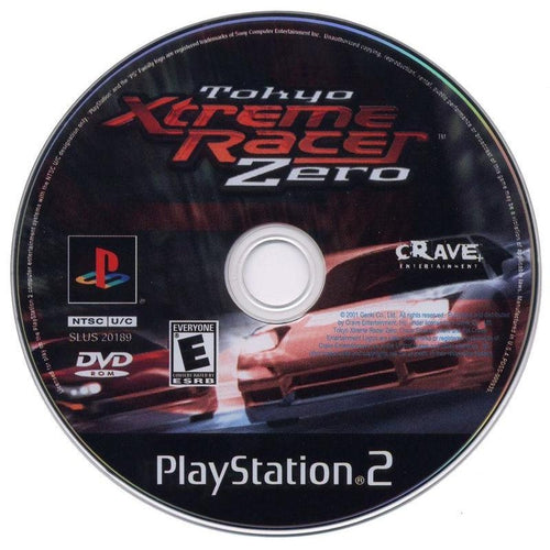 Tokyo Xtreme Racer Zero - PlayStation 2 (PS2) Game Complete - YourGamingShop.com - Buy, Sell, Trade Video Games Online. 120 Day Warranty. Satisfaction Guaranteed.
