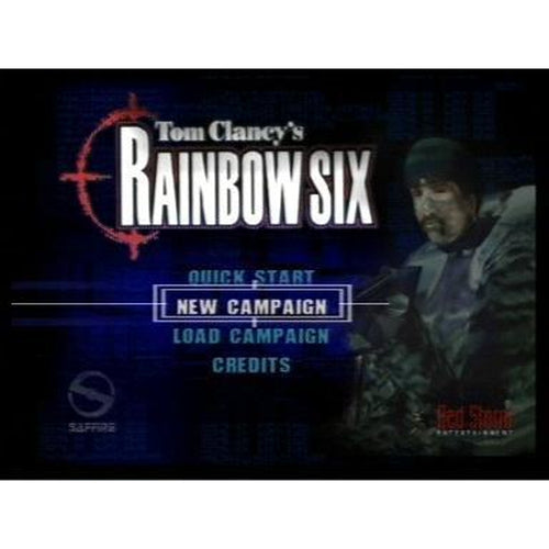 Tom Clancy's Rainbow Six - Authentic Nintendo 64 (N64) Game Cartridge - YourGamingShop.com - Buy, Sell, Trade Video Games Online. 120 Day Warranty. Satisfaction Guaranteed.