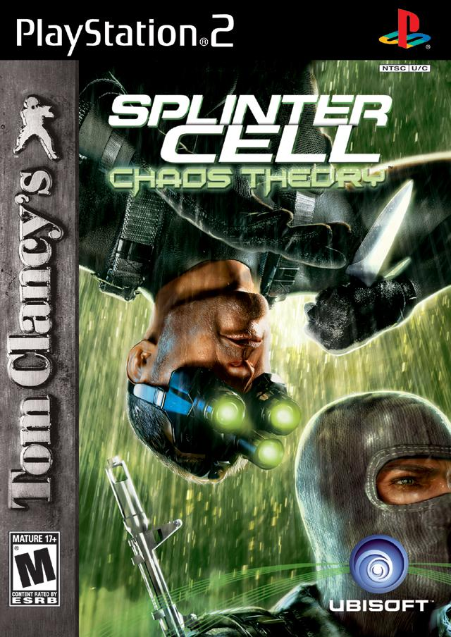 Tom Clancy's Splinter Cell: Chaos Theory - PlayStation 2 (PS2) Game
