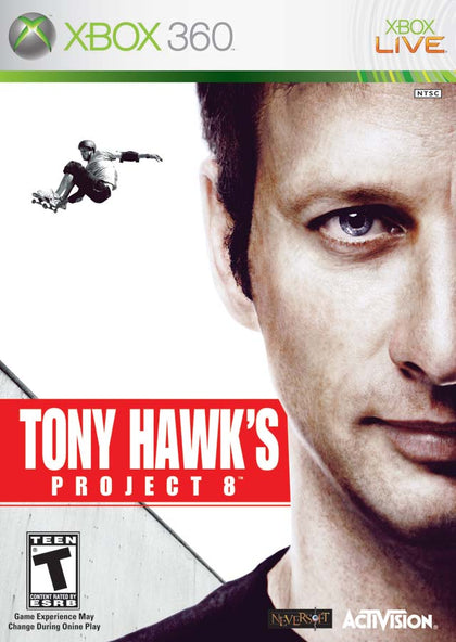 Tony Hawk Project 8 - Xbox 360 Game