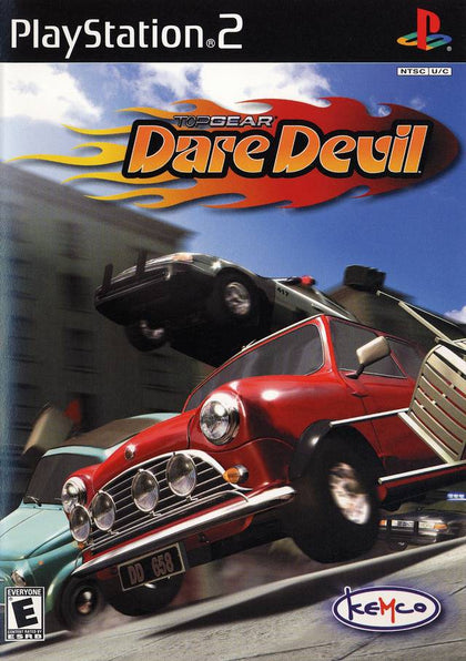 Top Gear: Dare Devil - PlayStation 2 (PS2) Game