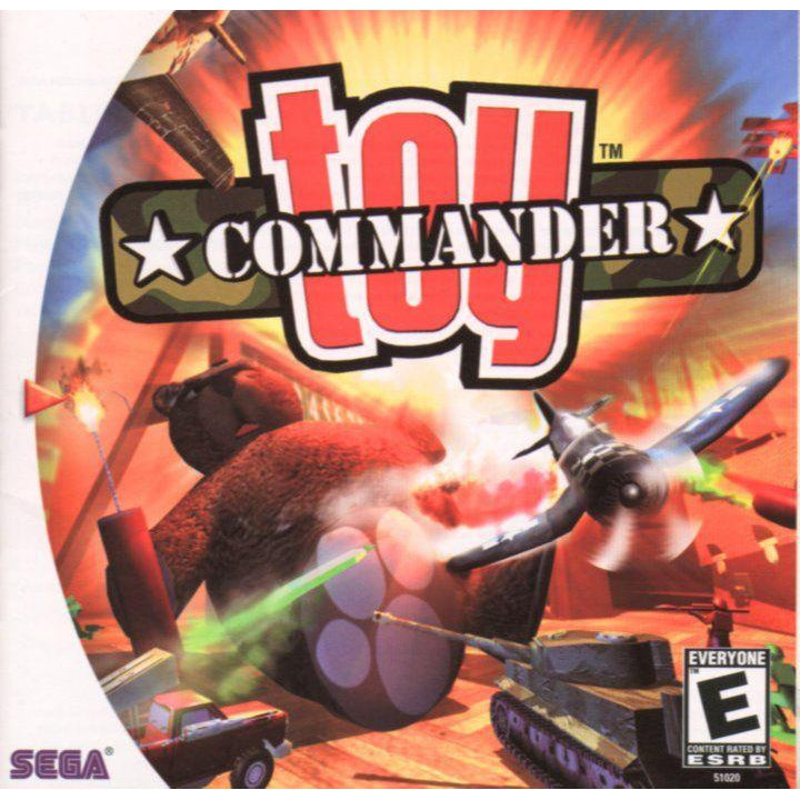 Toy Commander - Sega Dreamcast Game Complete - YourGamingShop.com - Buy, Sell, Trade Video Games Online. 120 Day Warranty. Satisfaction Guaranteed.