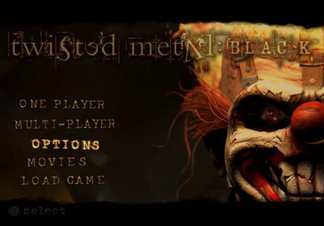 Twisted Metal: Black - PlayStation 2 (PS2) Game