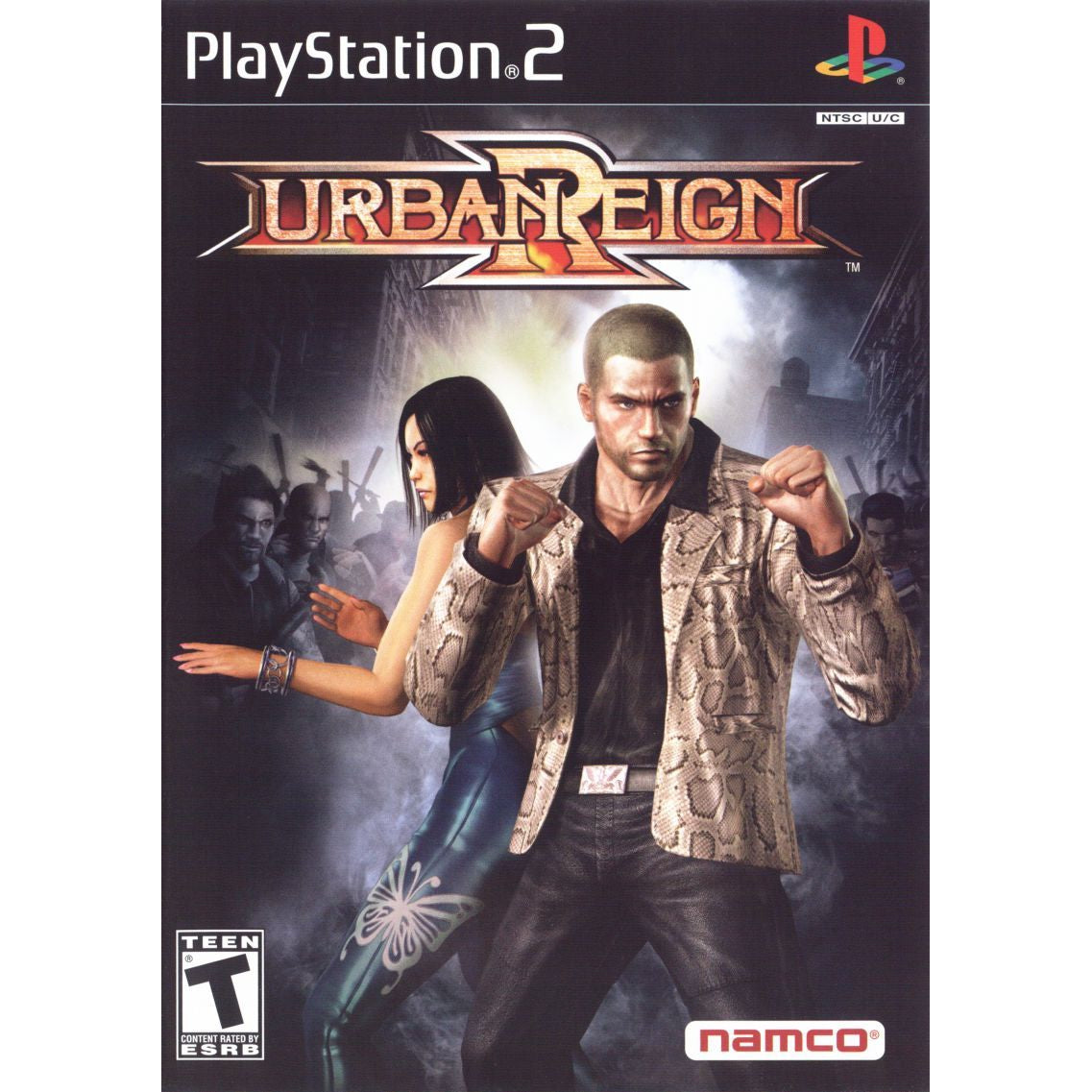 Urban Reign - PlayStation 2 (PS2) Game Complete - YourGamingShop.com - Buy, Sell, Trade Video Games Online. 120 Day Warranty. Satisfaction Guaranteed.