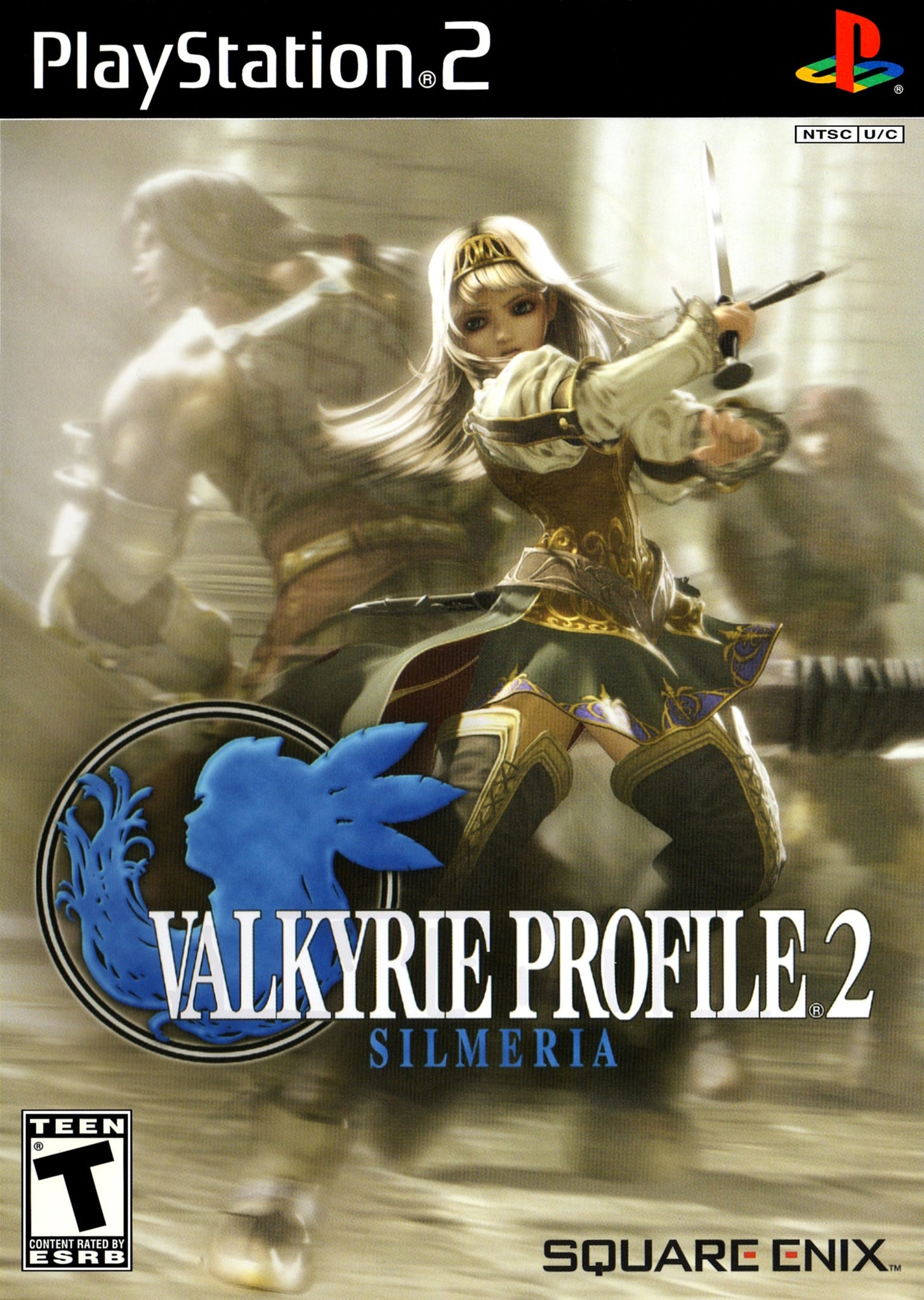 Valkyrie Profile 2: Silmeria - PlayStation 2 (PS2) Game