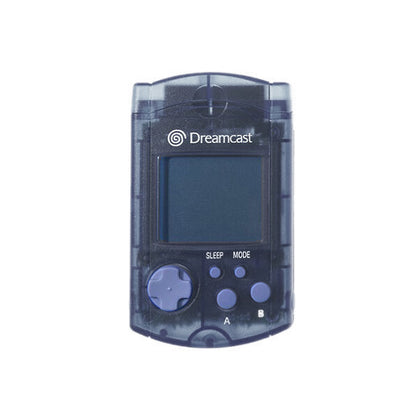 Sega Dreamcast VMU - Clear Black