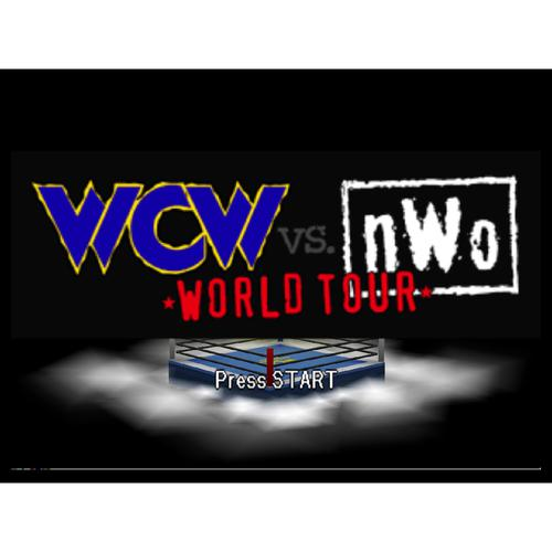 WCW vs. NWO: World Tour - Authentic Nintendo 64 (N64) Game Cartridge - YourGamingShop.com - Buy, Sell, Trade Video Games Online. 120 Day Warranty. Satisfaction Guaranteed.