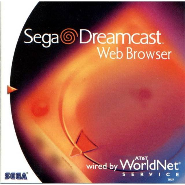 PlanetWeb Web Browser 1.0 - Sega Dreamcast Game Complete - YourGamingShop.com - Buy, Sell, Trade Video Games Online. 120 Day Warranty. Satisfaction Guaranteed.