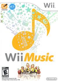 Wii Music - Nintendo Wii Game