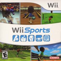 Wii Sports - Nintendo Wii Game