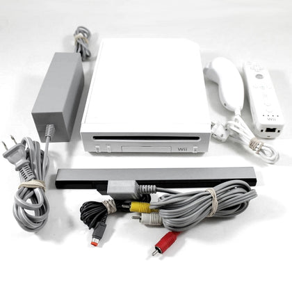 Nintendo Wii Console System (Discounted)