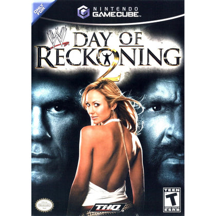 WWE: Day of Reckoning 2 - Nintendo GameCube Game