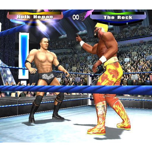 WWE WrestleMania XIX - GameCube Game - YourGamingShop.com - Buy, Sell, Trade Video Games Online. 120 Day Warranty. Satisfaction Guaranteed.