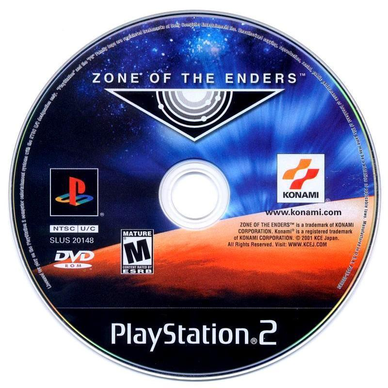 Zone of the Enders - PlayStation 2 (PS2) Game Complete - YourGamingShop.com - Buy, Sell, Trade Video Games Online. 120 Day Warranty. Satisfaction Guaranteed.