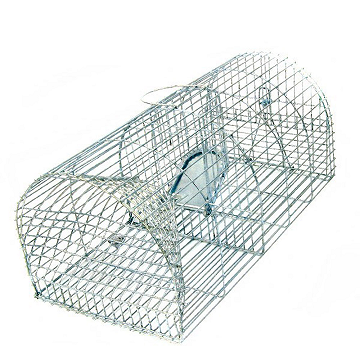 Monark Rat Trap Round End