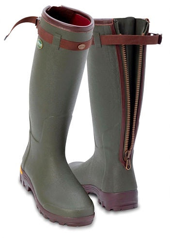 Arxus Primo Nord Zip Wellington Boot
