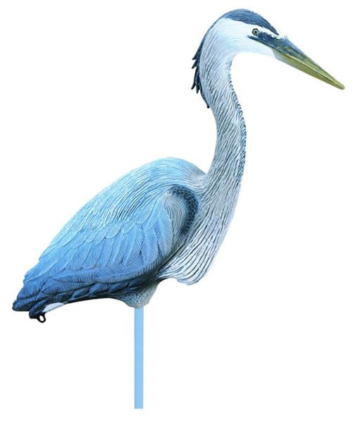 Flambeau Great Blue Herron Decoy
