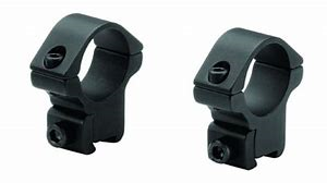 Sportsmatch 9.5-11mm Two Piece Economy Scope Mounts