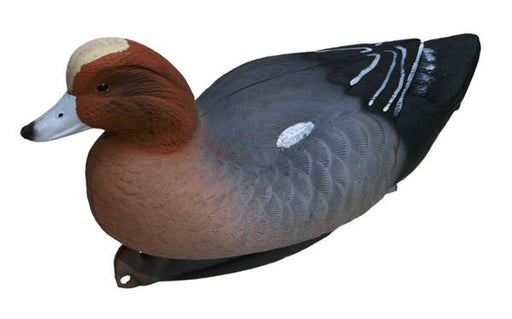 Flambeau Eurasian Wigeon Duck Decoy - Pack of 6