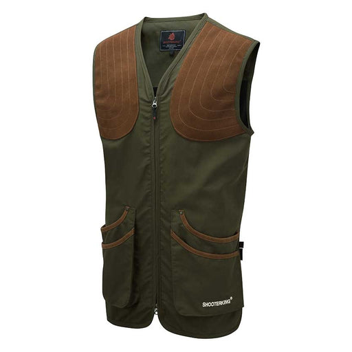 ShooterKing Clay Shooter Vest - Green