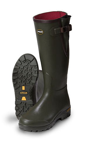 Arxus Pioneer Nord Wellington Boot