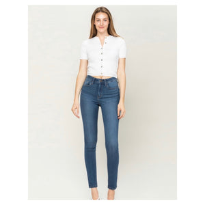 She's That Girl High Rise Denim