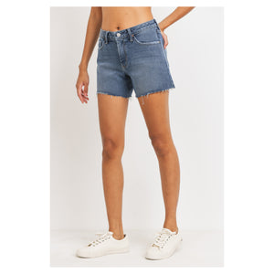 Grecian Paradise Denim Short