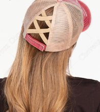 Cc Criss Cross Ponytail Baseball Caps