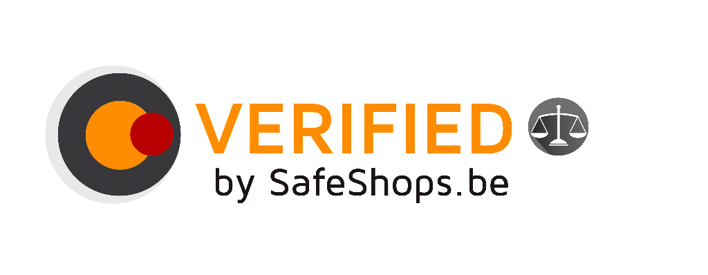 KNEKTIN kwaliteitslabel Verified by SafeShops