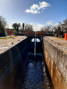 Lock on the Blueway