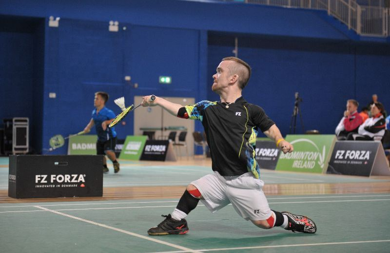 BRONZE MEDAL FOR NIALL IN DUBAI PARA INTERNATIONAL
