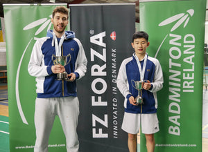 FZ FORZA IRISH SENIOR & U15 NATIONALS