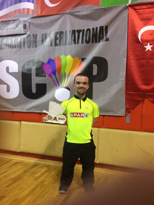 MCVEIGH WINS GOLD AT TURKISH INTERNATIONAL