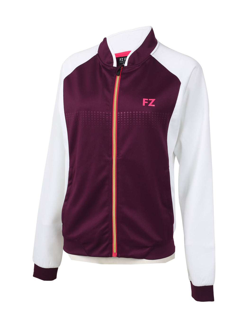 FZ FORZA BALTIMORE JACKET (PICKLED BEET)