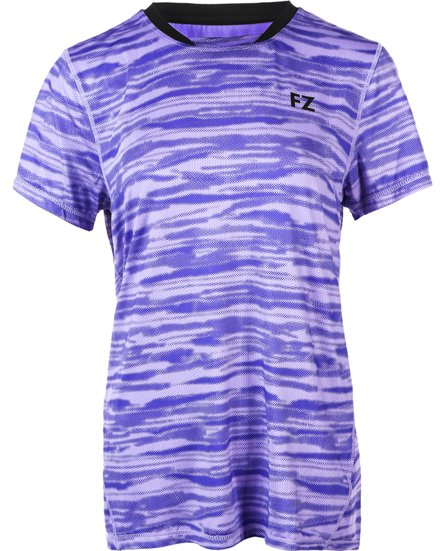 FZ FORZA MALAY TEE (PURPLE HEBE)