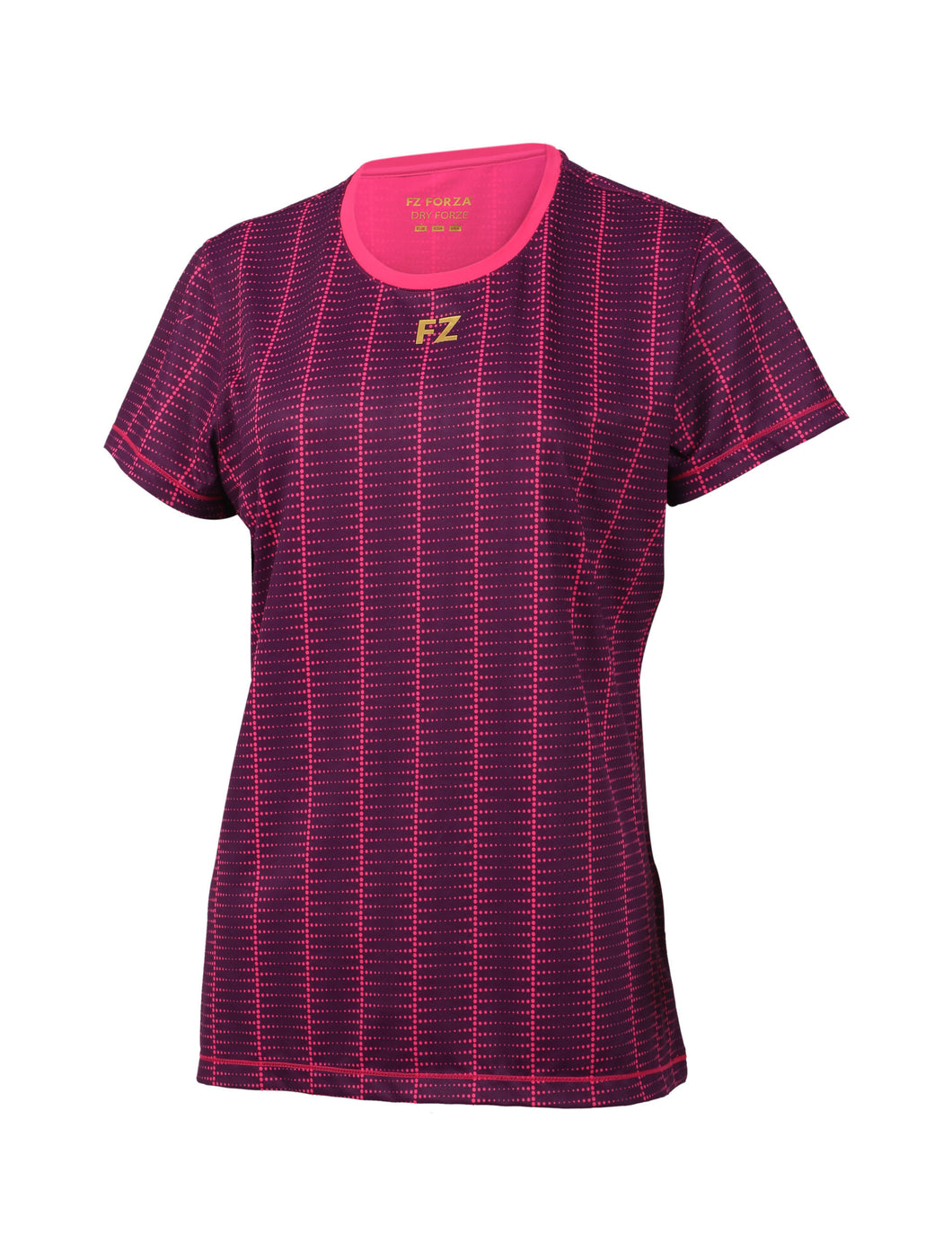 FORZA BERGANA T-SHIRT (PICKLED BEET)
