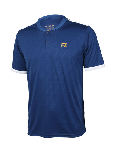 FORZA BACKSTREET POLO T-SHIRT (ESTATE BLUE)