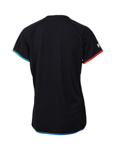 FORZA BULGUR T-SHIRT (BLACK)