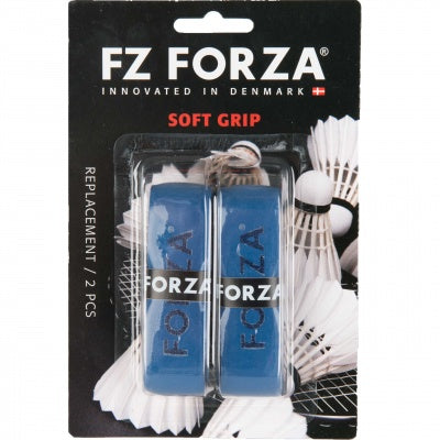 FZ Forza Soft Grip (2pcs) Blue