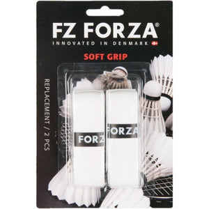 FZ Forza Soft Grip (2pcs) White