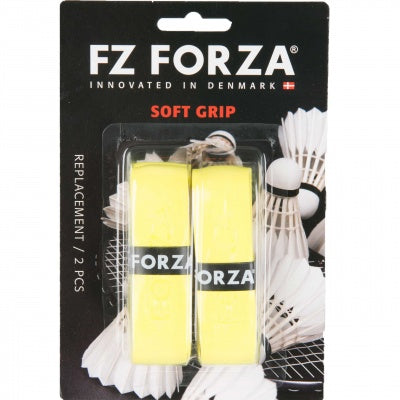 FZ Forza Soft Grip (2pcs) Yellow