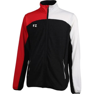 FZ Forza Hamilton 2 colour jacket (Chinese Red & White)(NO FLAG)