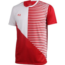 FZ FORZA HARLEM NATIONAL T SHIRT (CHINESE RED)(NO FLAG)