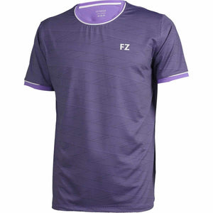 FZ FORZA HAYWOOD T SHIRT (PURPLE HEBE)