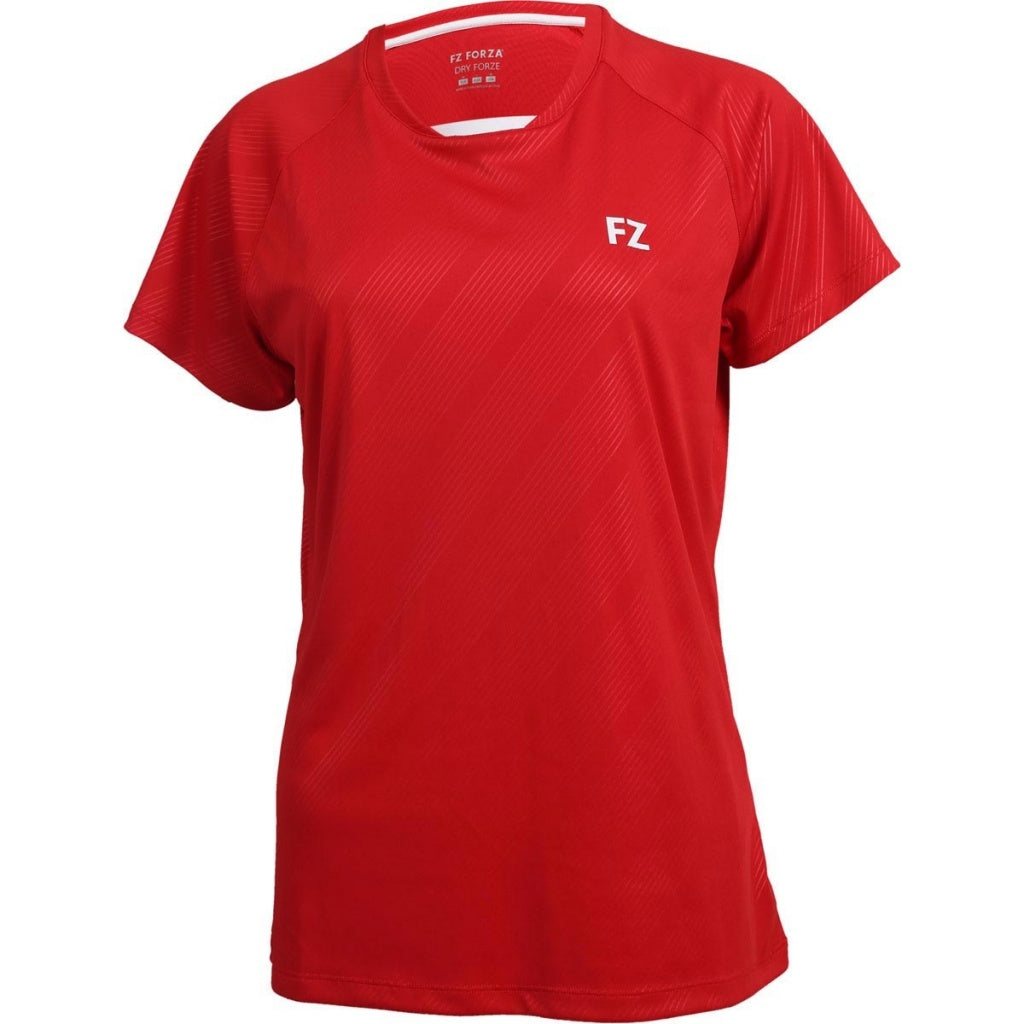 FZ FORZA HEDDA T SHIRT CHINESE RED