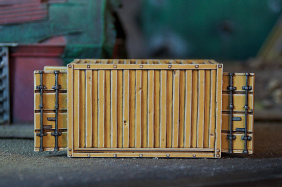 Weathered Shipping Crate