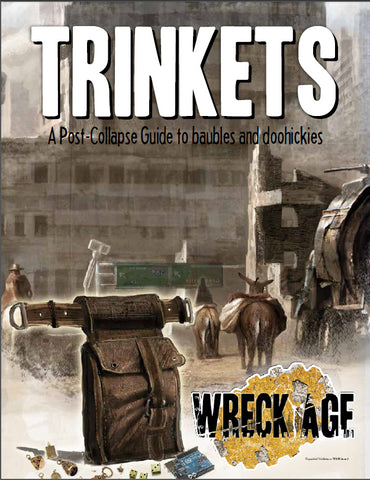 Trinkets: A Post-Collapse Guide to Baubles and Doohickies PDF