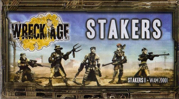 Stakers Trailguard Box Set